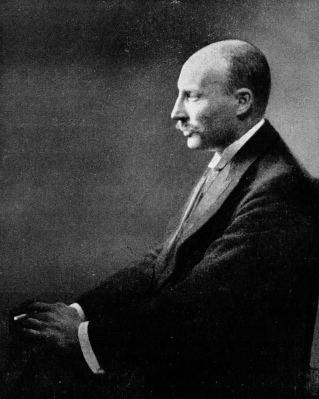 Heinrich Leonhard von Tschirschky und Bögendorff (1858–1916), velvyslanec německého císařství ve Vídni. Foto sbírka VHÚ.
