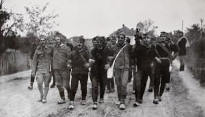 Momentka ze srbské mobilizace Foto sbírka VHÚ.