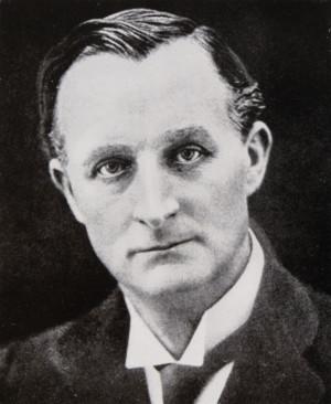 Sir Edward Grey (1862–1933), britský státní sekretář pro zahraniční záležitosti. Foto sbírka VHÚ.