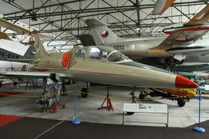 Aero L-39 Albatros - cvičný proudový letoun, ČSSR / 1968