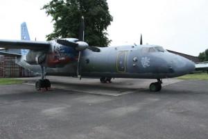 Antonov An-26 - transportní letoun, SSSR / 1970
