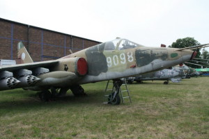 Suchoj Su-25 K  - bitevní letoun, SSSR / 1975