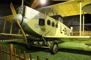 Aero A-10 - dopravní letoun, ČSR / 1922.