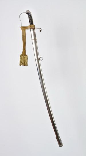 Standardní provedení šavle pro důstojníky pěchoty vzor 1861.