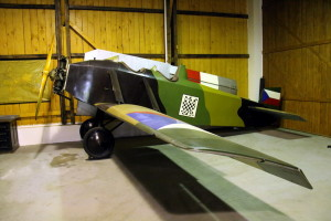 Avia BH-11 - Bk-11, kurýrní letoun, ČSR / 1923