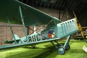 Aero Ab-11 - pozorovací letoun, ČSR / 1925