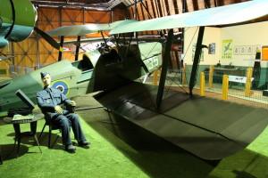 De Havilland DH-82A Tiger Moth Mk. II - turistický a cvičný letoun, Velká Británie / 1931