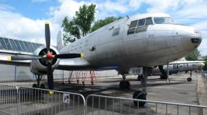 Avia Av-14 T (Iljušin Il-14 T) - transportní letoun, ČSR / 1956