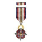 Vyznamenání Zlaté lípy ministra obrany České republiky