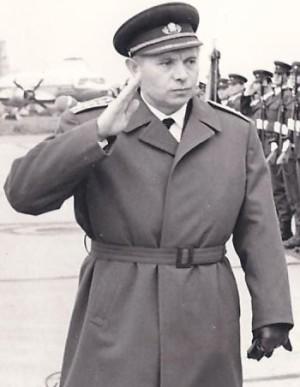 Ministr národní obrany armádní generál Martin Dzúr. Foto sbírka VHÚ.
