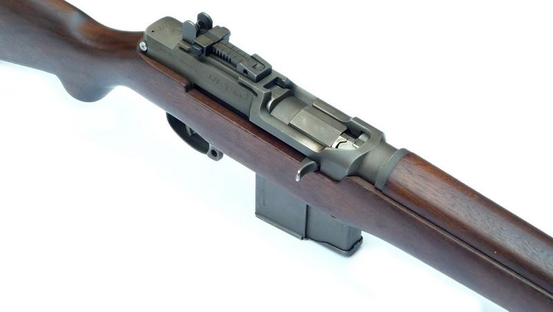Samonabíjecí puška ZK 420-S