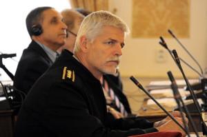 Jedním z hostů konference byl i náčelník Generálního štábu AČR gen. Petr Pavel