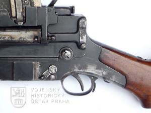 Ruský kulomet Madsen vzor 1902