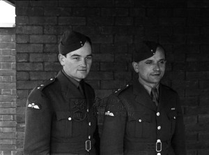 Jan Kubiš a Josef Gabčík. © Vojenský historický ústav Praha.