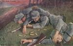 Šedomodrá záplava: stejnokroje a výstroj 1914