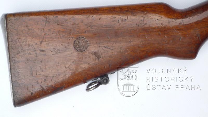 Rakouská puška Mannlicher M. 1885