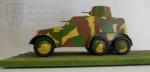 Model obrněného automobilu TATRA OA – 30