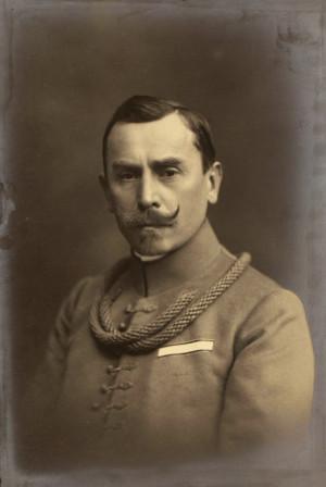 Josef Scheiner, starosta České obce sokolské. Foto sbírka VHÚ.