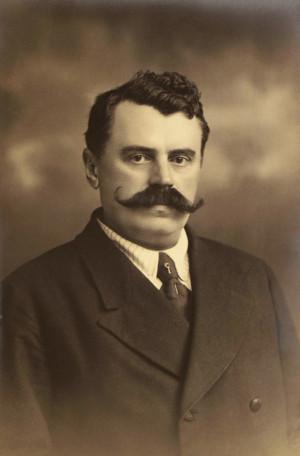 Předseda Výboru národní obrany František Udržal. Foto sbírka VHÚ.