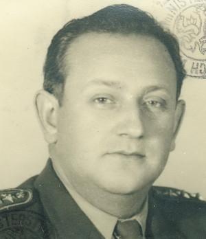 Gen. Bedřich Reicin, náměstek ministra pro věci osobní. FOTO: VÚA–VHA