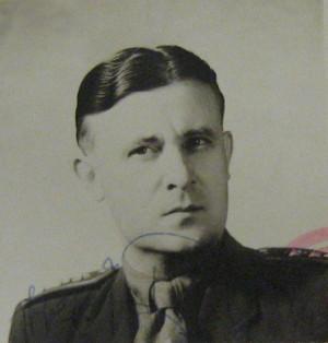 Josef Robotka. Foto sbírka VHÚ.