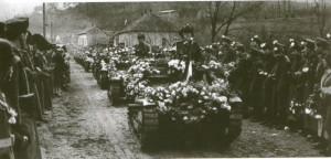 Obsazování jižního Slovenska maďarskou armádou
