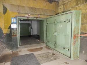 Tlaková vrata objektu JAVOR 51