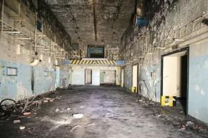 Hlavní manipulační sál objektu JAVOR 52