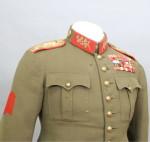 Unikátní přírůstek do sbírek VHÚ – blůza generála Stanislava Čečka