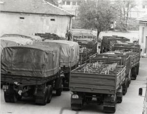 Tatra 148. Foto sbírka VHÚ.