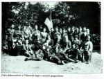 Letci a prapory, bojovníci na frontách první i druhé války