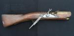 Puška granátometná s francouzským křesadlovým zámkem, kolem 1750