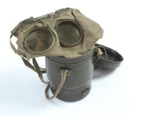 Vojenský kufřík: Rakousko-uherská ochranná maska