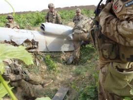 Havárie bezpilotního letounu General Atomics MQ-1C Gray Eagle