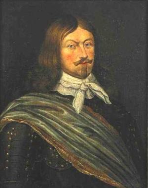 Švédský polní maršál Lennart Torstenson hrabě z Ortaly (1603-1651).