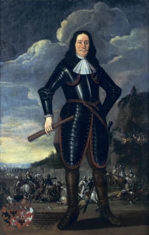 Bavorský plukovník Johann von Sporck (1600-1679)