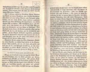 Ukázka textu věnovaného bitvě u Kápolny 26.-27. února 1849.