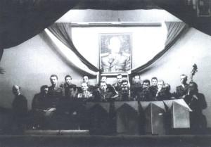 Hudební kroužek Kamčatka tvořený pétépáky pracujícími v karvinských dolech často koncertoval i pro veřejnost. FOTO: archiv autora