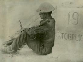 Čechoslováci v Tobruku