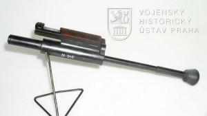 Prototyp československého cvičného bodáku ZK-522 (1952)