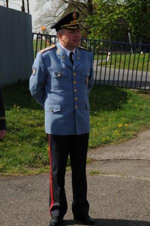 Náčelník vojenské kanceláře prezidenta republiky brigádní generál Rostislav Pilc
