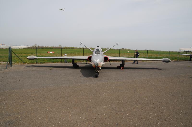 Fouga C.M.170 Magister