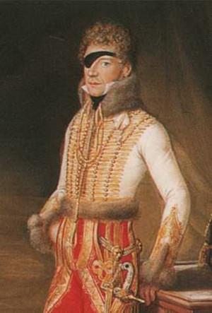 Rakouský polní podmaršálek Adam Albert hrabě Neipperg