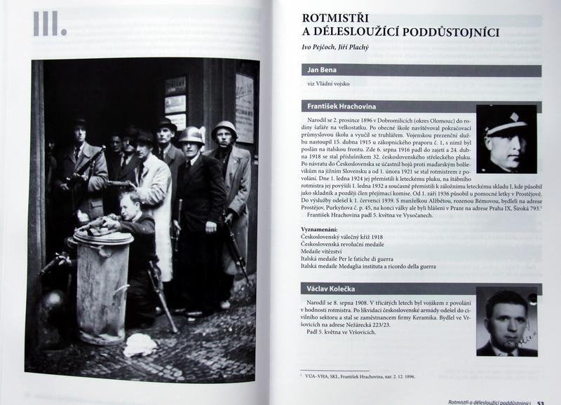 Publikace, kterou historiografie potřebovala: padlí z pražských barikád 1945