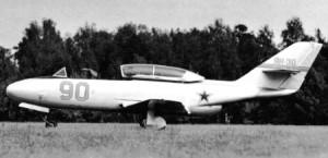 Jak-30 v Moninu