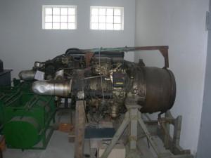 Letecký motor Viper V 9