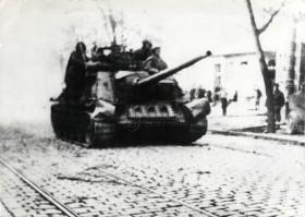 Osvobození Brna Rudou armádou 26. dubna 1945