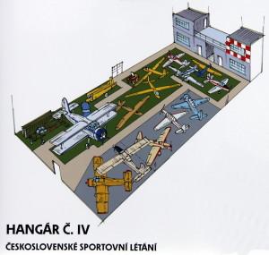 Plány nové expozice v areálu staré aerovky