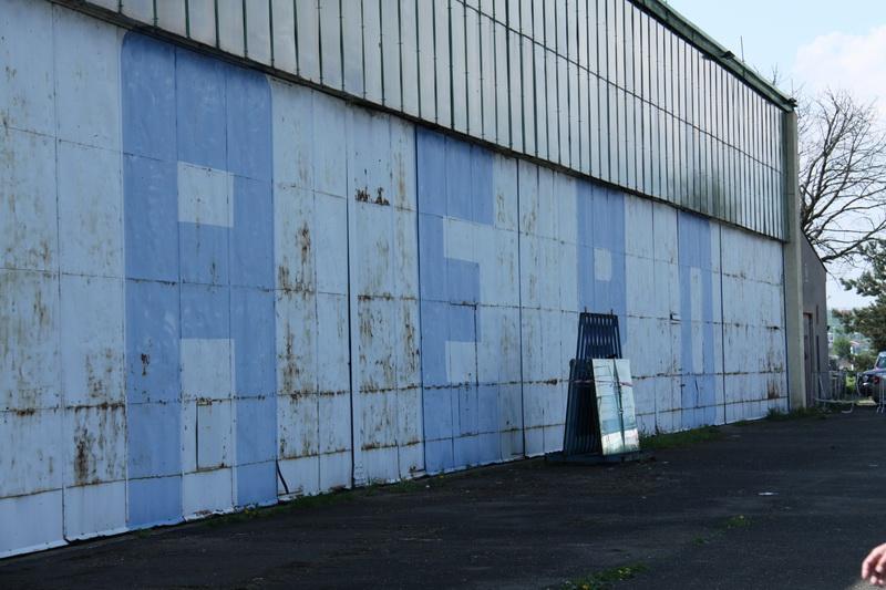 Hangáry staré aerovky