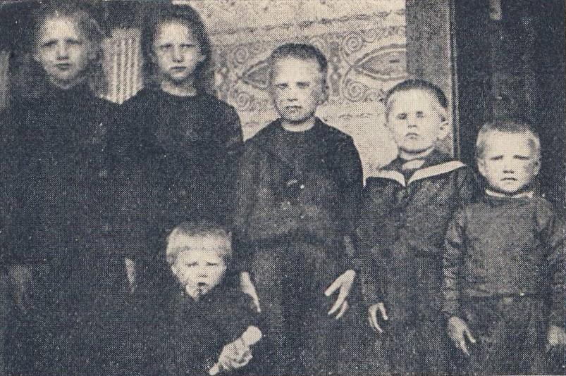 Děti popraveného Josefa Kudrny